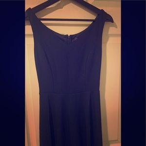 Meetjen dark navy blue dress